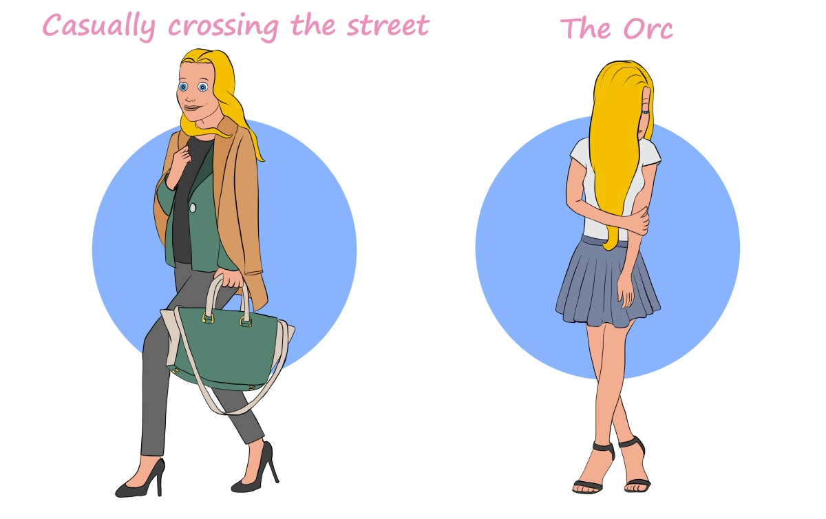 Confessions of a Fashion Blogger: How to pose like a Fashion Blogger